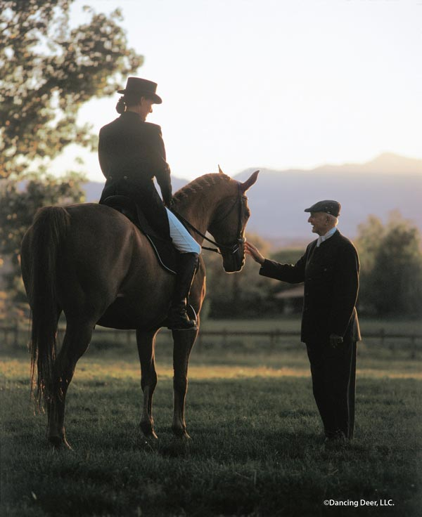 Walter Zettl's classical dressage teachings immortalized by Premier Equestrian and the USDF